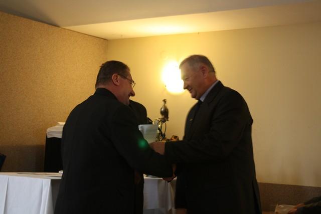 Rozdanie Nagród Rejon Ziemia Cieszyńska 2012